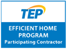 TEP Efficient Home Program Participating Contractor